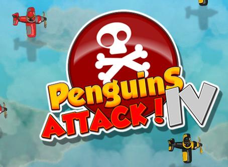 Атака пингвинов 4