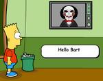 Барт Симпсон - Школа