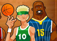 Пинг-понг Баскетбол