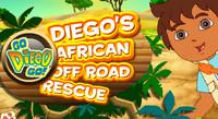 Диего в Африке
