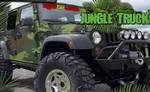 Внедорожник в джунглях