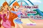 Винкс: Флора против Блум