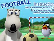 Футбол с Бернардом