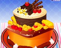 Готовим торты