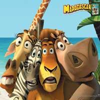 Мадагаскар: Пазл
