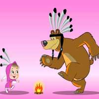 Маша и Медведь: Собери пазл