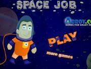 Космическая работа