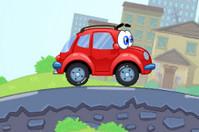 Красный автомобиль 4