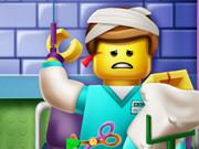 Лего больница