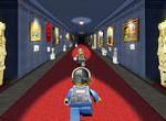 Лего погоня по музею