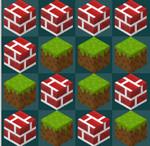 Майкрафт - Цепь из блоков