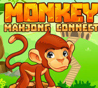 Маджонг с обезьянкой