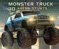 Дорожный монстер арене 3D