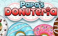 Папа Луи пончики