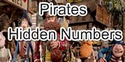 Поиск цифр с пиратами