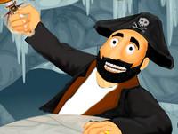 Пираты поисках сокровищ