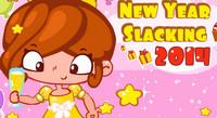 Шалунья - Новый год