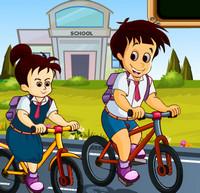 игры гонки на мотоциклах и велосипедах #13