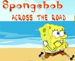 Спанч Боб переходит дорогу