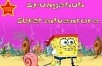 Супер приключение Спанч Боба