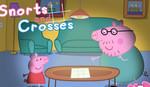 Свинка Пеппа - Крестики нолики