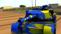 Танковая битва
