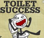 Туалетный успех