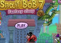 Улитка Боб 7 - Фантастическая история