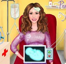 Виолетта беремена