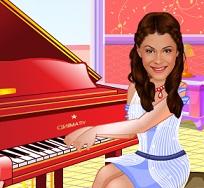 Виолетта - пианино