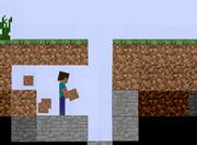 Бумажный Майнкрафт 2Д