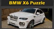 BMW X6 пазл