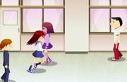 Флирт в школе