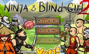 Ниндзя и слепая девочка 2