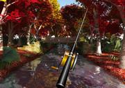 Рыбалка на речке