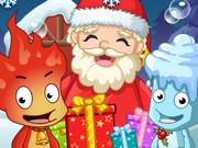 Огонь и Вода: Новогодние приключения