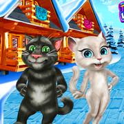 Том и Анджела - Зимние каникулы