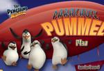 Мадагаскарские пингвины: прыжок с парашюта