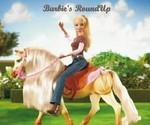 Барби на ранчо