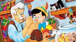 Раскраска: Пиноккио