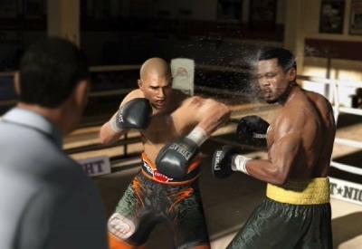 Спортивные Игру Бокс