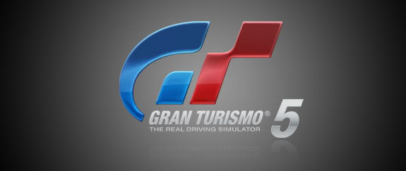 Логотип Gran Turismo 5