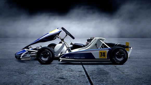 мини кар Gran Turismo 5